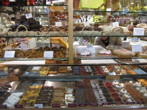 French cakes in Alpe d'Huez