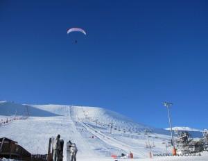 The piste Signal at Alpe d'Huez