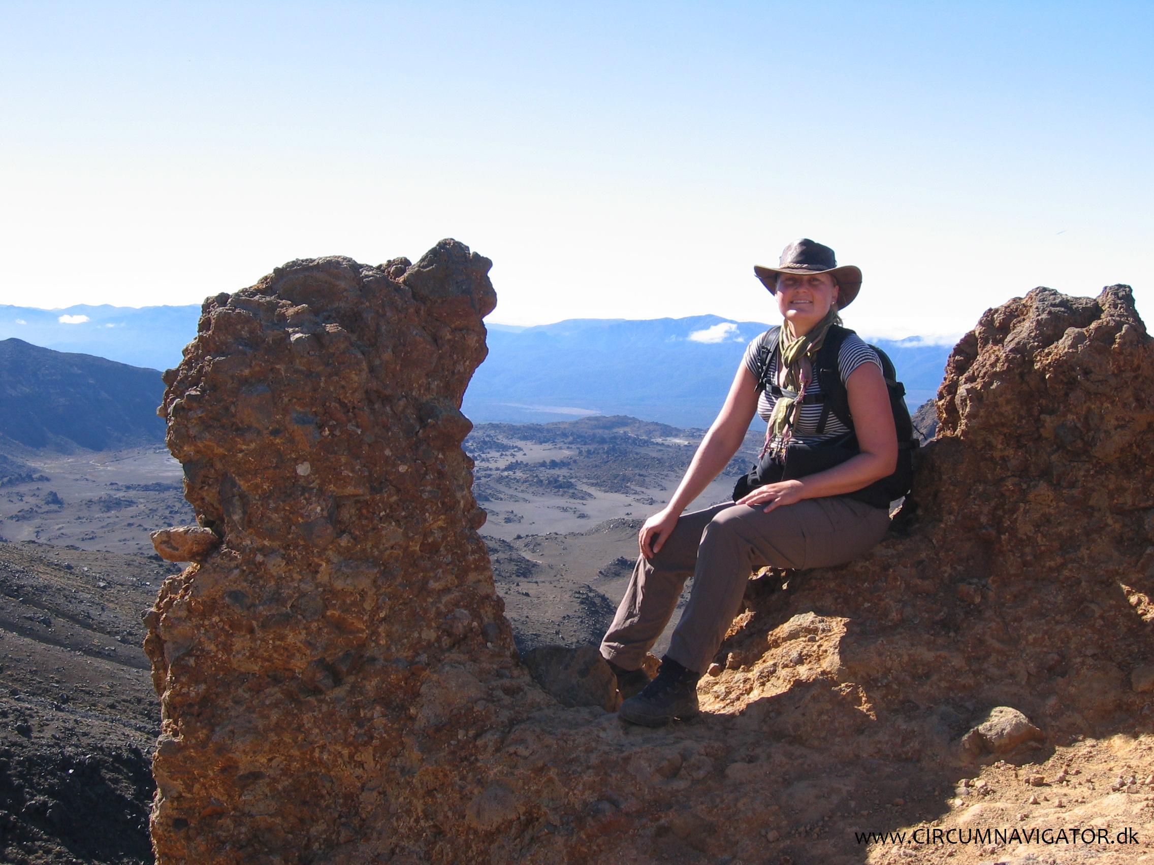 A great walk – Tongariro Crossing
