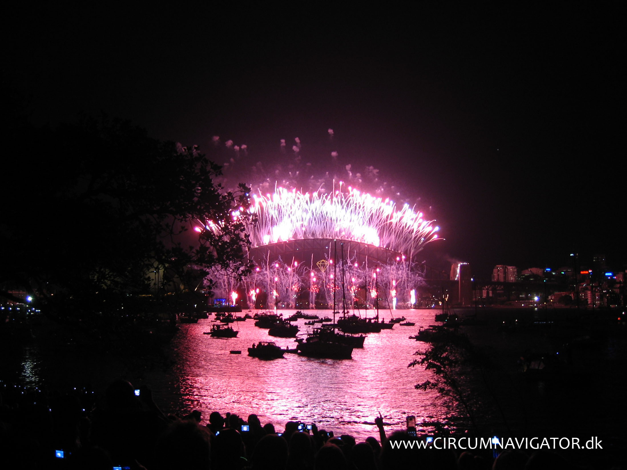 New Year's in Sydney