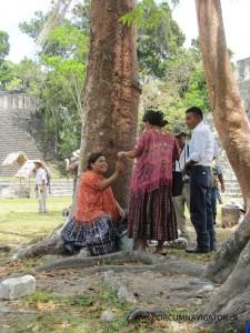 Mayans at Tikal