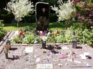 Natasja Saad at Assistens Kirkegård