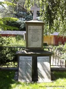 Søren Kierkegaard at Assistens Kirkegård