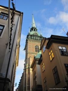 Storkyrkan in Gamla Stan, Stockholm
