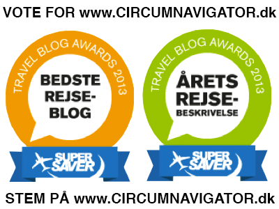 Supersaver Best Travel Blog 2013
