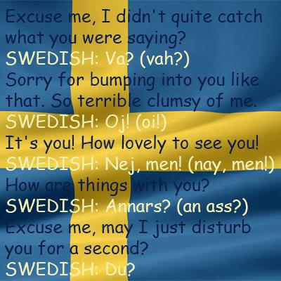 easy Swedish